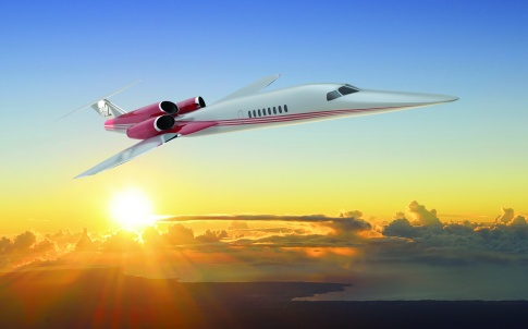Barthe Cortes invests in  supersonic flights